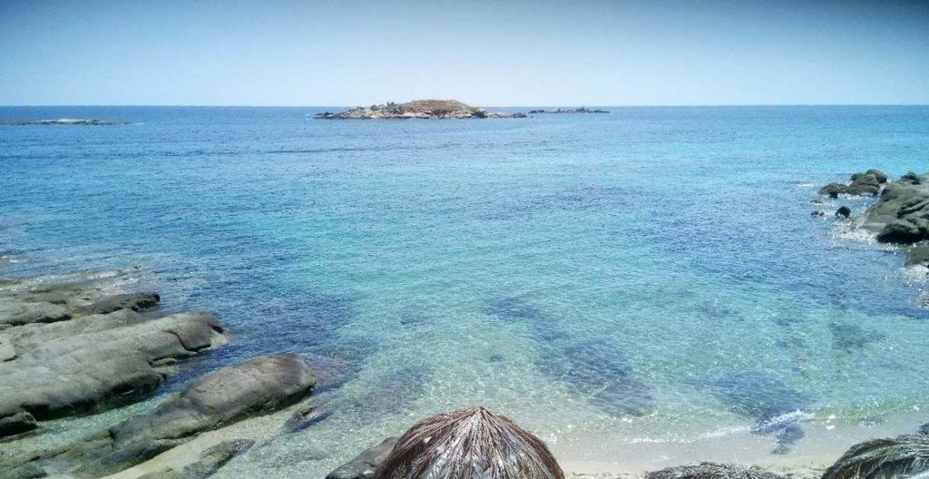 Beaches of Sarti